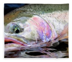 Steelhead 3 Fleece Blanket