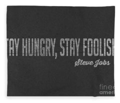 Inspirational Poster Fleece Blankets