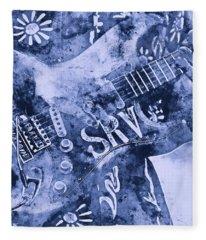 Stevie Ray Vaughan - 04 Fleece Blanket