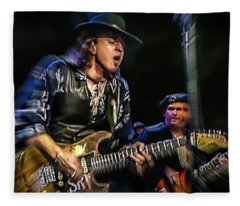 Stevie Ray Vaughan - Couldn't Stand The Weather Fleece Blanket