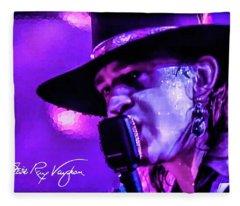 Stevie Ray Vaughan- Voodoo Chile Fleece Blanket