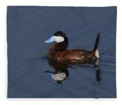 Stiff Tail Fleece Blanket