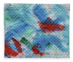Stigmata Fleece Blanket