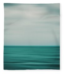 Stillness In Time Fleece Blanket