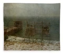 Stockfish Dryers Fleece Blanket