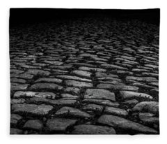 Stone Path Fleece Blanket