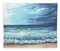 Storm Front Fleece Blanket