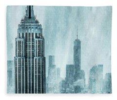 State Fleece Blankets
