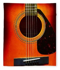 Strings  Fleece Blanket