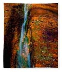 Creek Fleece Blankets