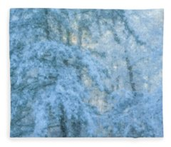 Sugar Morning #2 Fleece Blanket