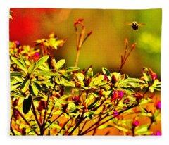Summer Bugger Fleece Blanket
