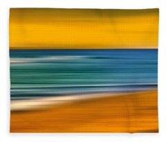 Summer Days Fleece Blanket