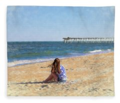 Summer Dream Fleece Blanket