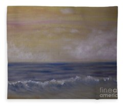 Summer Dreams In Color Fleece Blanket