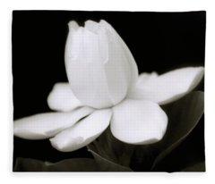 Summer Fragrance Fleece Blanket