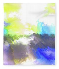 Summer IIi Fleece Blanket