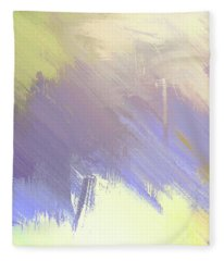 Summer Iv Fleece Blanket