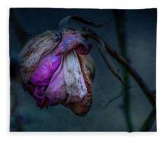 Summer Remembrance Fleece Blanket