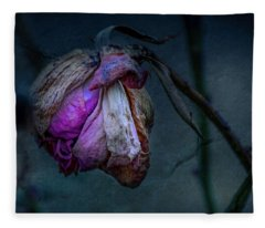 Summer Remembrance Fleece Blanket