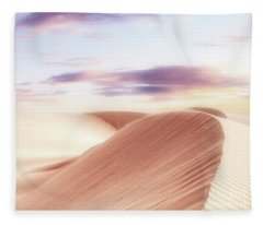 Summer Sands Fleece Blanket
