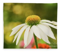 Summer Sunshine Fleece Blanket