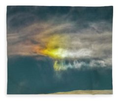 Sun Dog 2011 Fleece Blanket