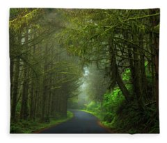 Fleece Blanket featuring the photograph Sun-kissed by Rick Furmanek