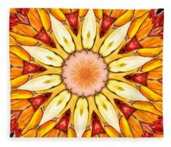 Sunbloom Fleece Blanket