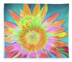 Sunfeathered Fleece Blanket