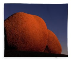 Sunkissed Revisited Fleece Blanket