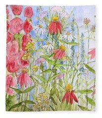 Sunny Days Fleece Blanket