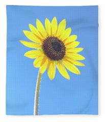 Sunny Delight Fleece Blanket