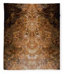 Sunqueen Of Woodstock Fleece Blanket