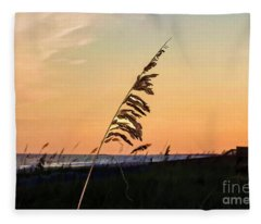 Sunset Memories Fleece Blanket
