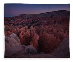 Sunset Point Fleece Blanket