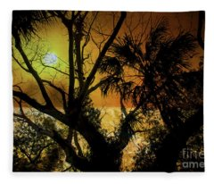 Sunset Series 9497 Fleece Blanket