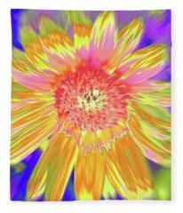 Sunsweet Fleece Blanket