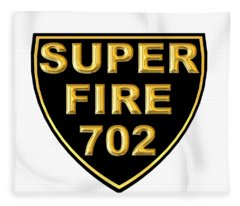 Superfire 702 Fleece Blanket