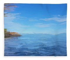 Superior Shore Fleece Blanket