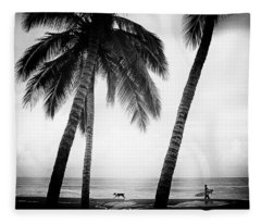 Surf Mates Fleece Blanket