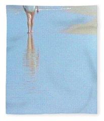 Surfers Paradise Fleece Blanket