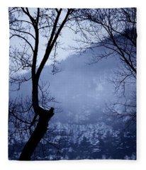 Susquehanna Dreamin... Fleece Blanket