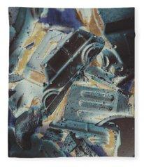 Sweet Destruction Fleece Blanket