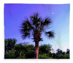 Sweet Dreams Carolinas Fleece Blanket