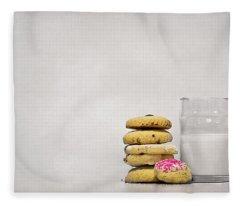 Milk Photographs Fleece Blankets