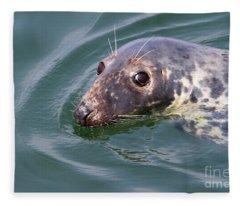 Sweet Seal Fleece Blanket