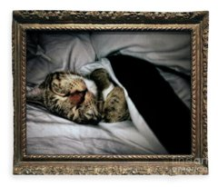 Sweet Simba Photo A8117 Fleece Blanket