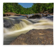 Sweetwater Creek Long Exposure 2 Fleece Blanket