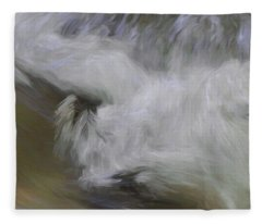 Swept Away  Fleece Blanket